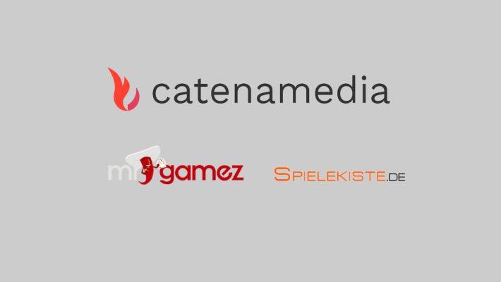 Catena Media buys casino affiliates MrGamez and Spielekiste