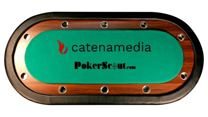 Catena Media acquires poker comparison site PokerScout.com
