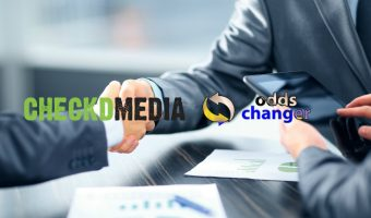 CHECKD MEDIA MAKES FIRST ACQUISITION WITH ODDSCHANGER