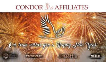 Condor Affiliates: New Year – new heights to conquer!
