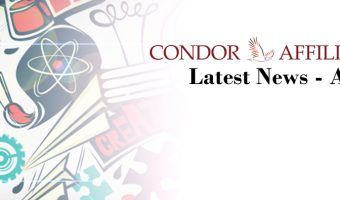 Latest News from Condor Affiliates – What to expect in April 2016