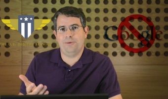 Matt Cutts left Google for the US Digital Service