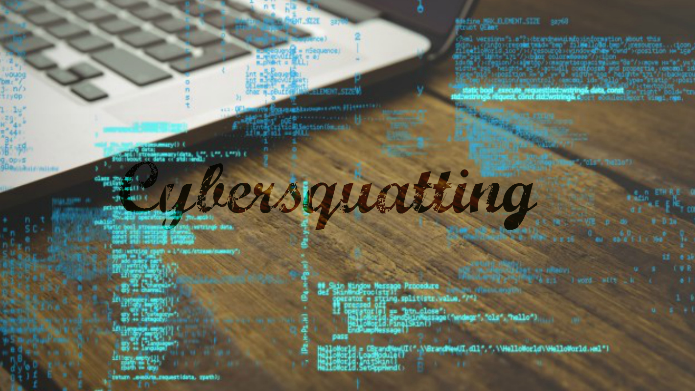 about cybersquatting