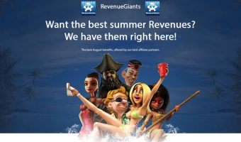 Revenue Giants In August
