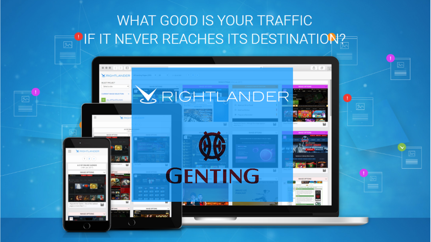 Genting partners Rightlander