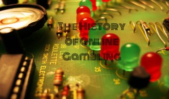 THE HISTORY OF ONLINE GAMBLING – INFOGRAPHIC