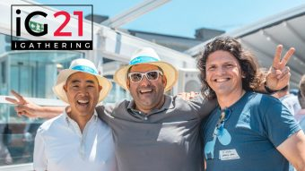 iGathering21 makes waves