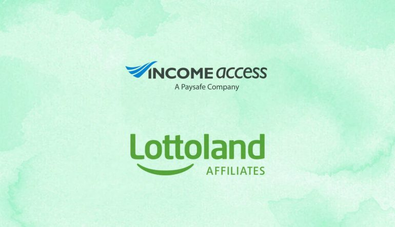 Lottoland Expands Affiliate Marketing Partnership with Income Access
