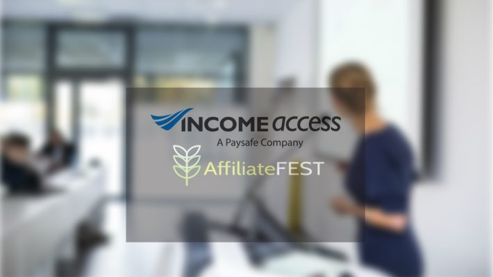 Income Access to Sponsor Third Annual AffiliateFEST Growth Accelerator