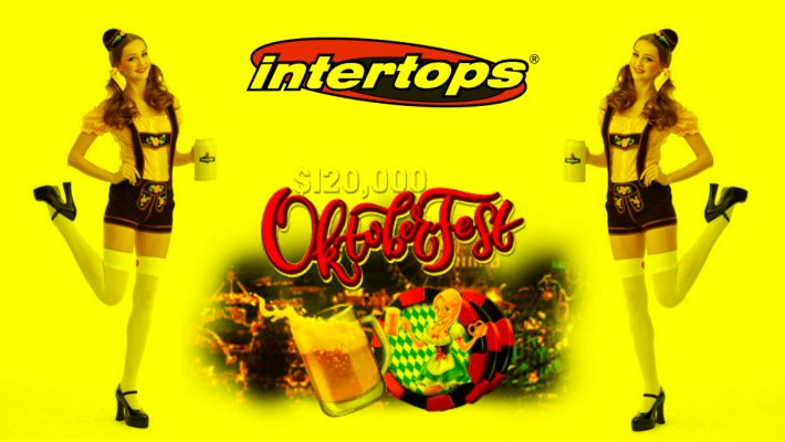 Intertops Casino Players Compete for Top Prizes during $120,000 Oktoberfest Bonus Competition
