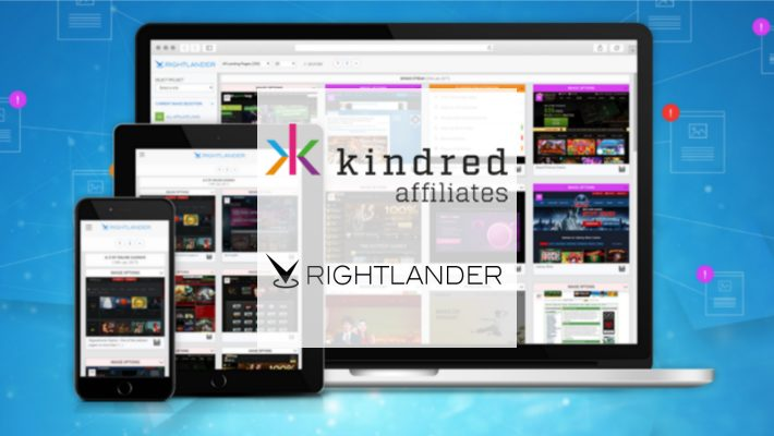 Kindred Affiliates improves affiliate compliance with Rightlander