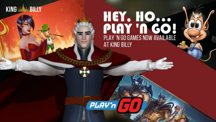 HEY, HO… PLAY 'N GO! Now Available at KING BILLY!