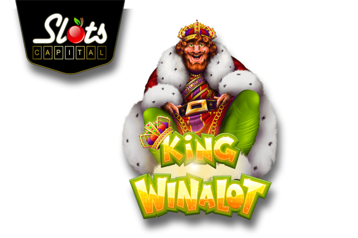Rival Gaming's New King Winalot Slot Now at Slots Capital Casinob