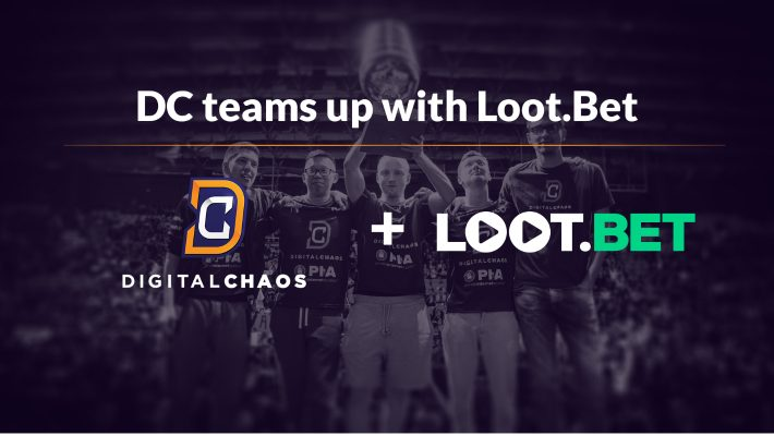 Loot.Bet announces partnership with Digital Chaos