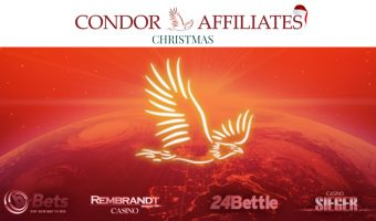 Make it a big Christmas with Condor Affiliates