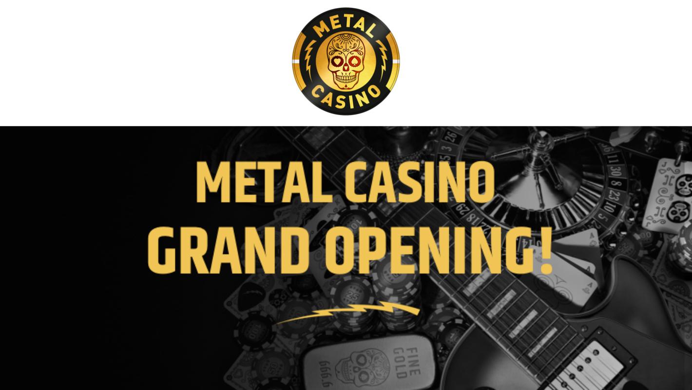 Създаден през г., Metal Casino е един от най-новите и най-динамични онлайн казина.Той е собственост на казината на MT SecureTrade Limited и е лицензиран от Комисията по хазарта в Обединеното кралство и органите за игра на Малта.4,5/5.Выборг