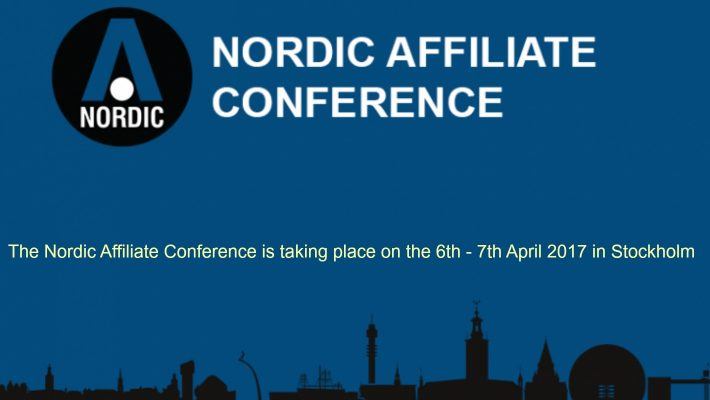 Registrations for the Nordic Affiliate Conference are now open