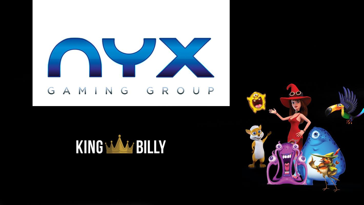 KING BILLY CASINO: NYX IN THE MIX
