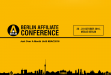 Just over a month until the Berlin Affiliate Conference