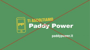 Paddy Power departs the Italian market