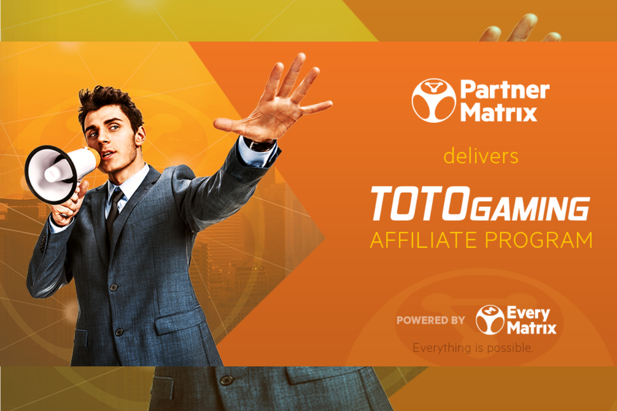 PartnerMatrix powers TotoGaming Affiliate Program