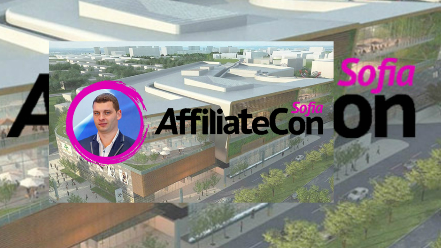 Peter Ivanov to speak at AffiliateCon Sofia 2018