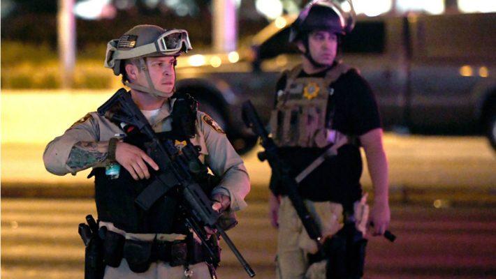 Terrorist attack in Las Vegas before G2E conference
