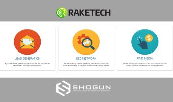 Raketech strengthens its operations with a new acquisition