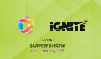 iGnite is coming to the iGaming Super Show 2017