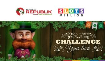 Saint Patrick's Day Promotion at Affiliate Republik