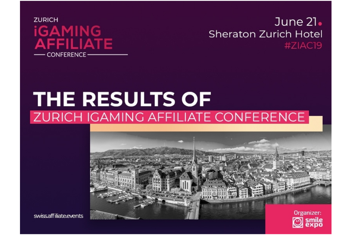 Zurich iGaming Affiliate Conference – Results of the First Event about Conduct of Online Gambling Business in Switzerland